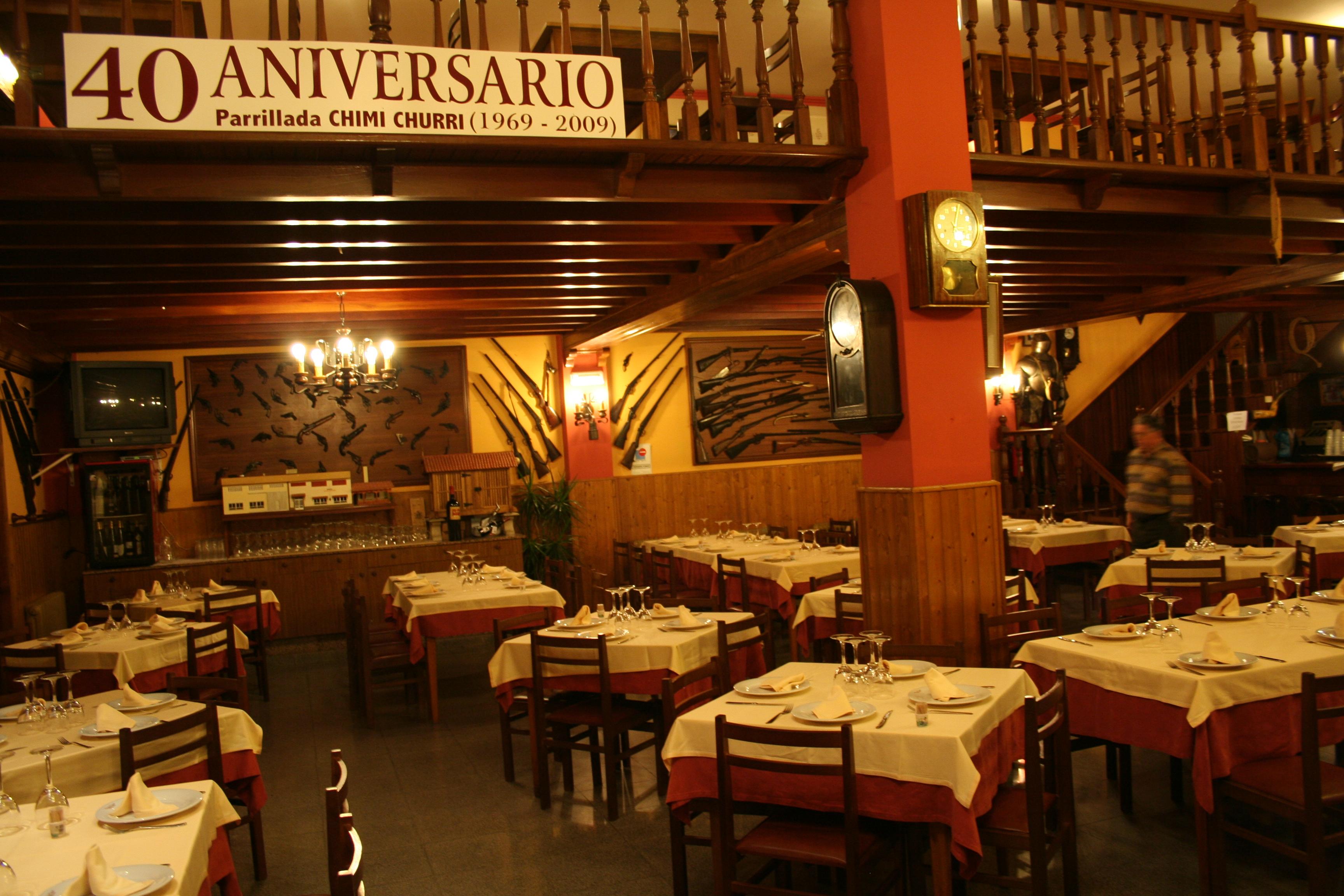 Parrillada chimi churri betanzos for Paginas de chimentos argentina